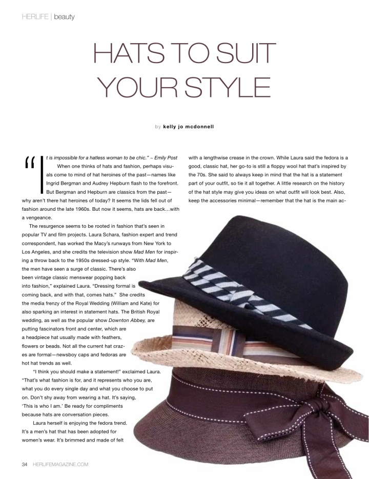 HerLife Magazine-Twin Cities-May Issue